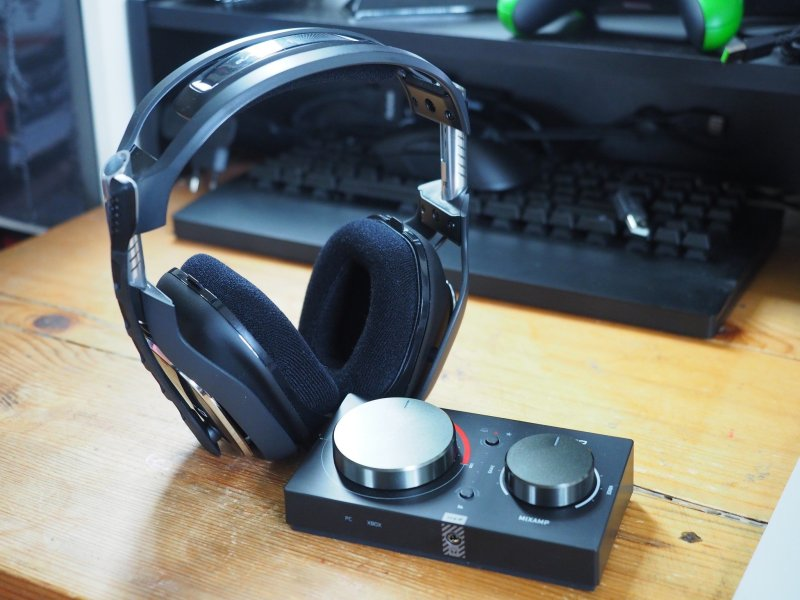 Astro A40 TR with MixAmp