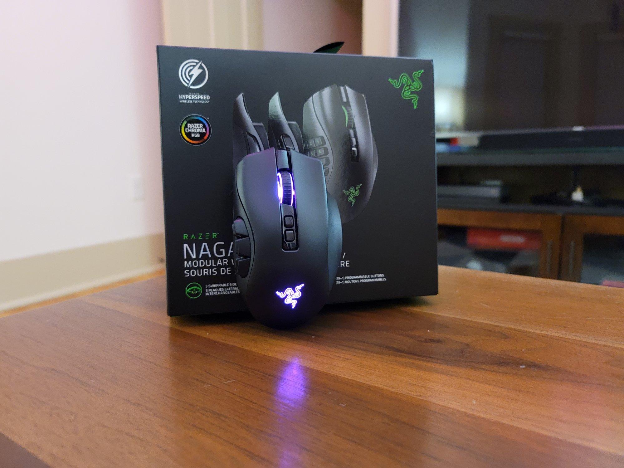 Razer Naga Pro review: A gaming icon achieves wireless domination | Windows Central