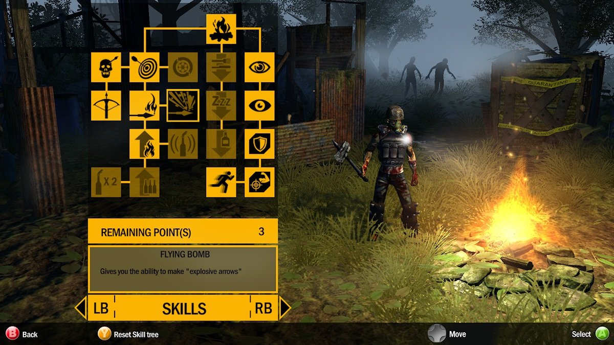 More Xbox One Zombie Games Coming How To Survive And