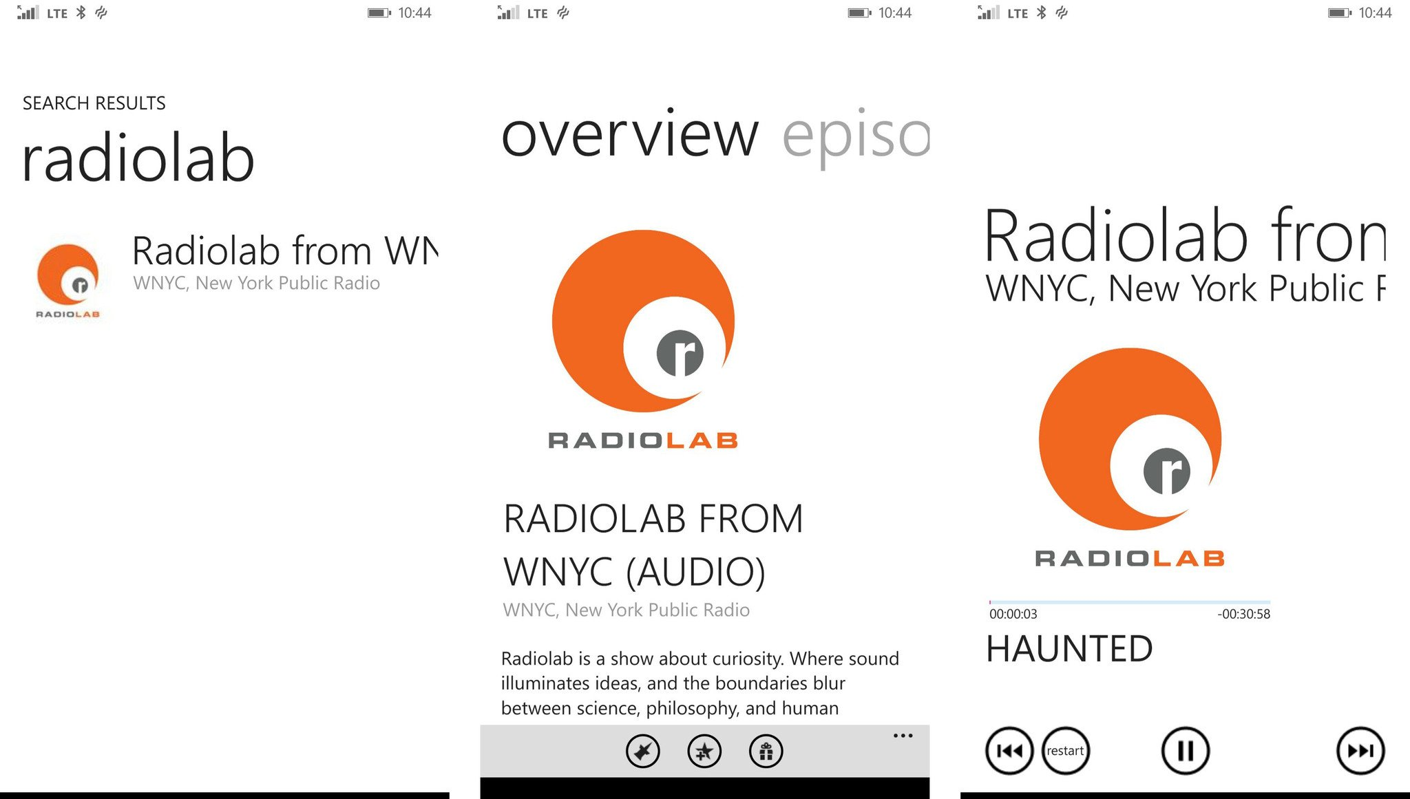 The best podcast apps for windows phone windows central