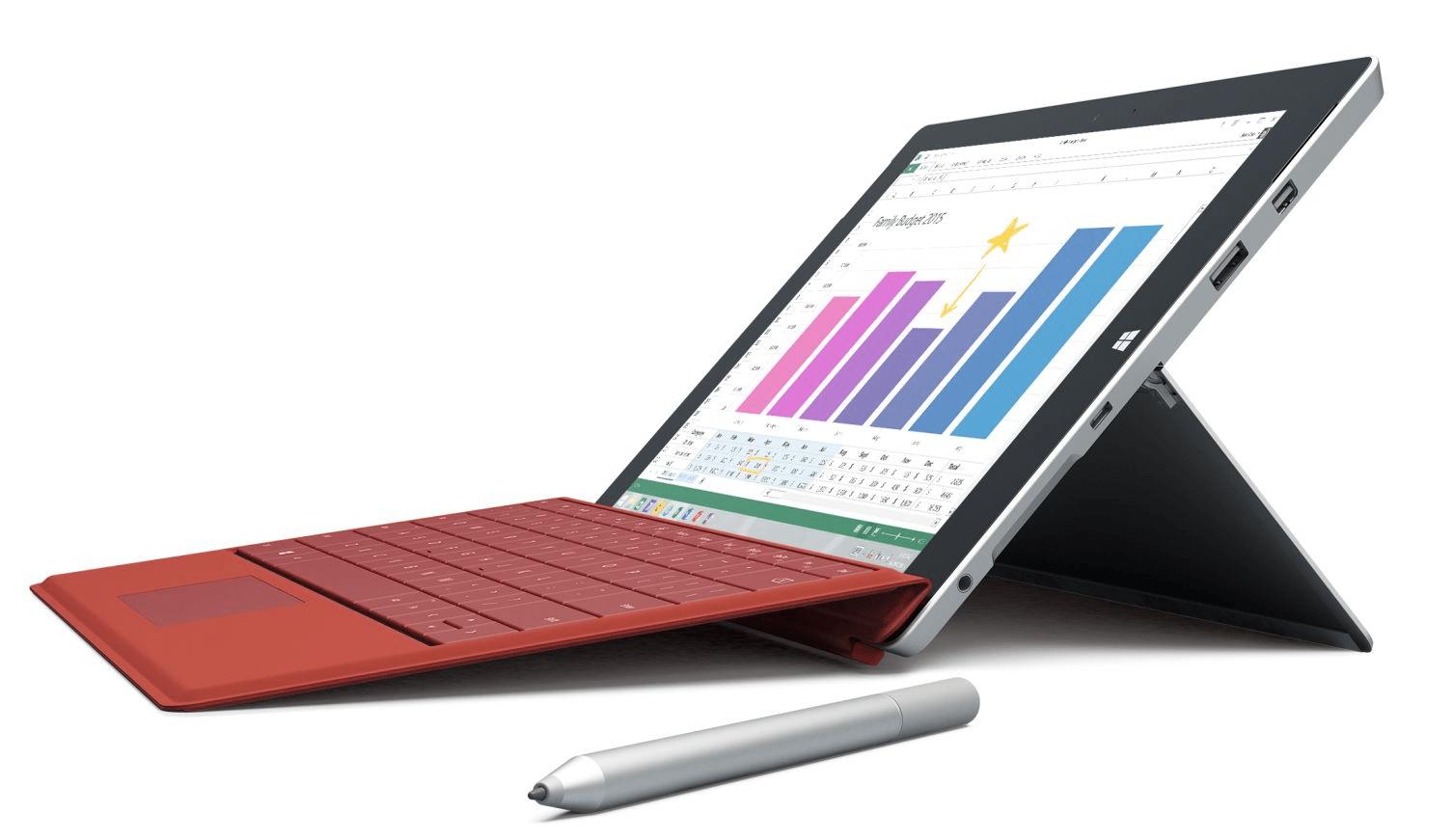 Surface 3 keyboard not working reanimators