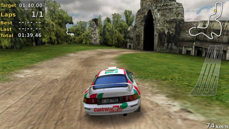 Pocket Rally Races In As Today S Myappfree Deal Windows