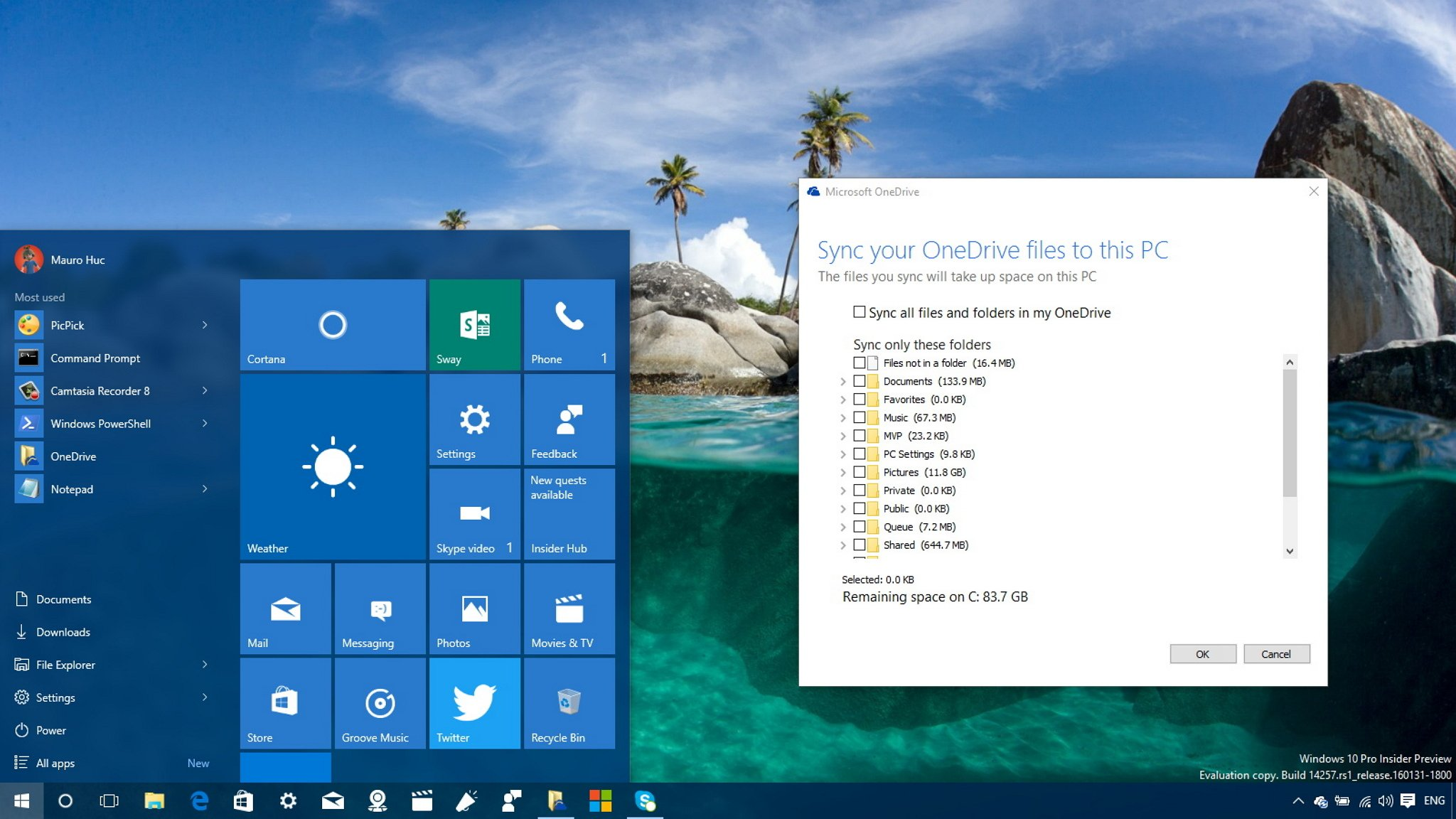 When files stored on onedrive aren t syncing on your windows 10 pc it