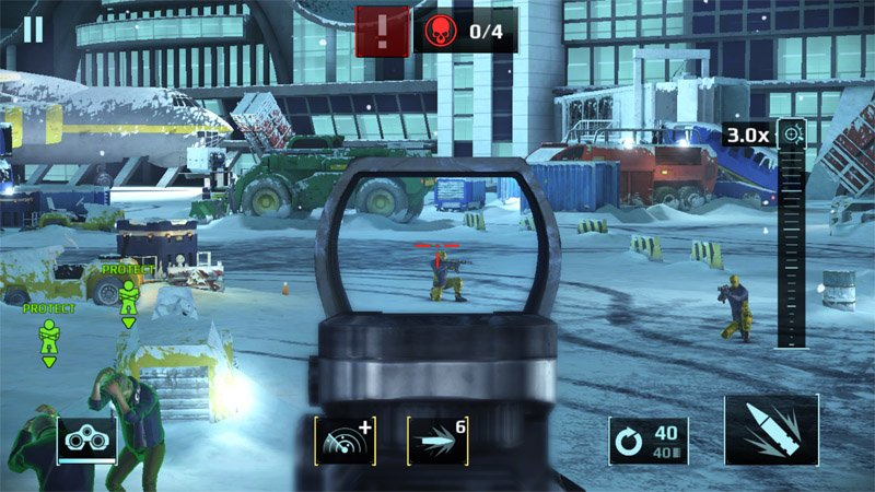 Best Straight Shooting Windows 10 Games Windows Central