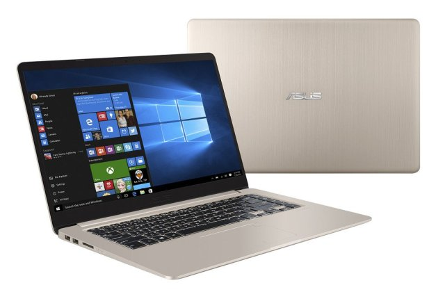 %name ASUS rolls out the VivoBook S510 with a starting price of $699 with a Gold Metallic Finish