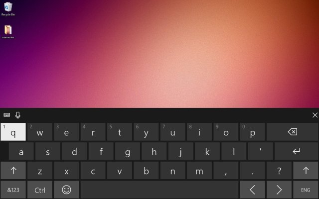 new phone touch keyboard