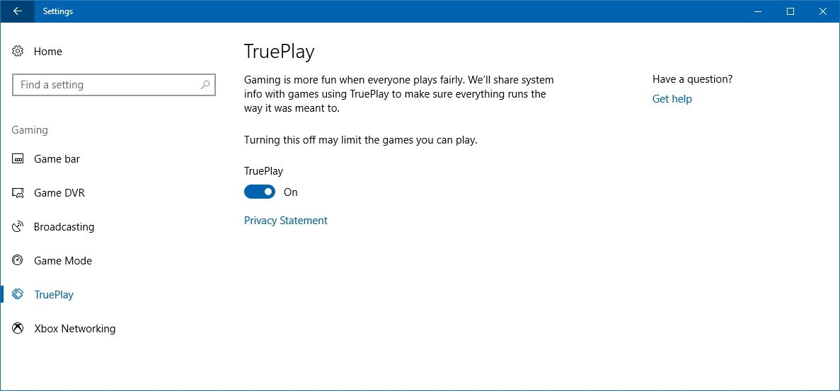 What S New With The Settings App In The Windows 10 Fall