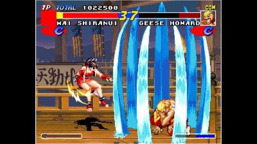 ACA NeoGeo: Real Bout Fatal Fury