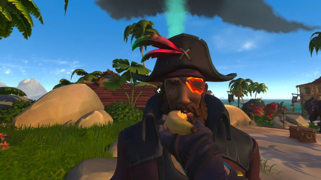 Sea Of Thieves Eat your banana