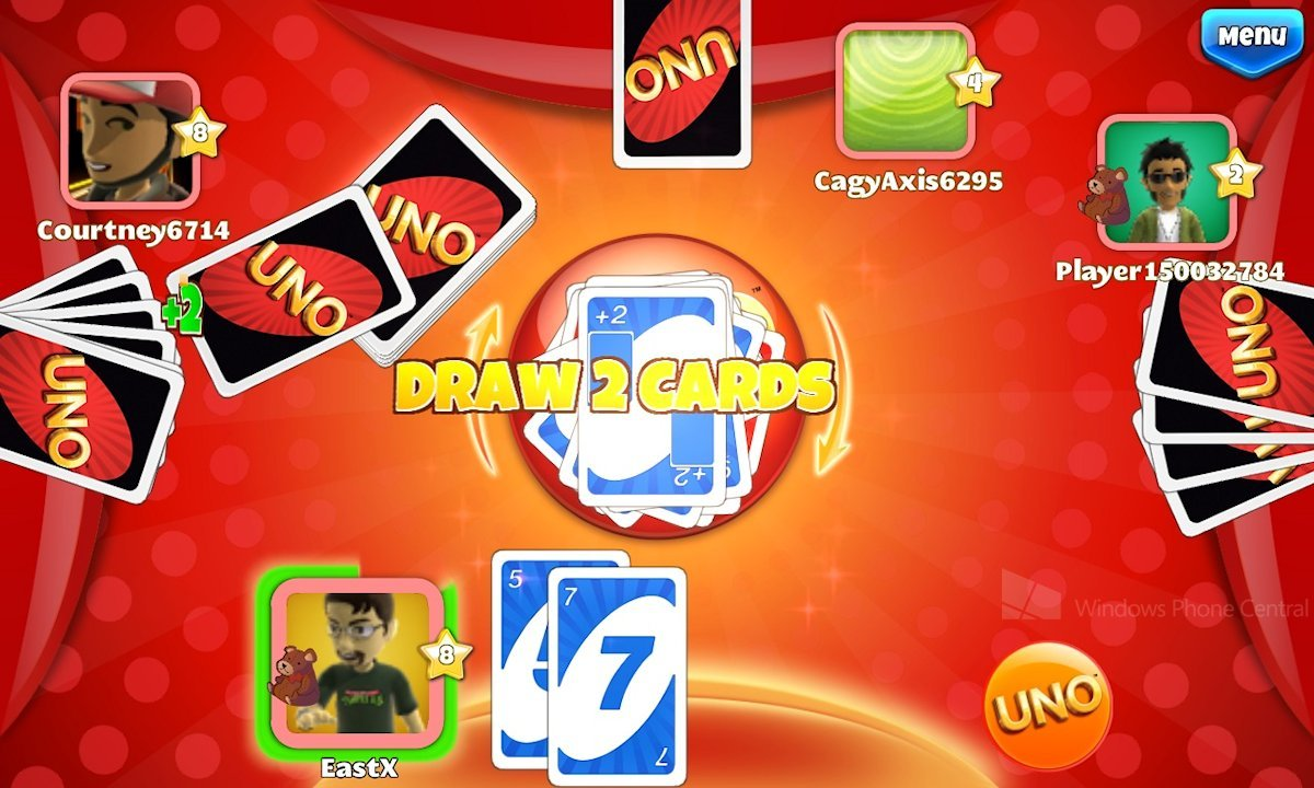 Uno Friends Review The First Online Multiplayer Card