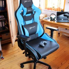 Heavy Duty Gaming Chair Cute Computer Ewin Flash Xl Review A Large Seat For