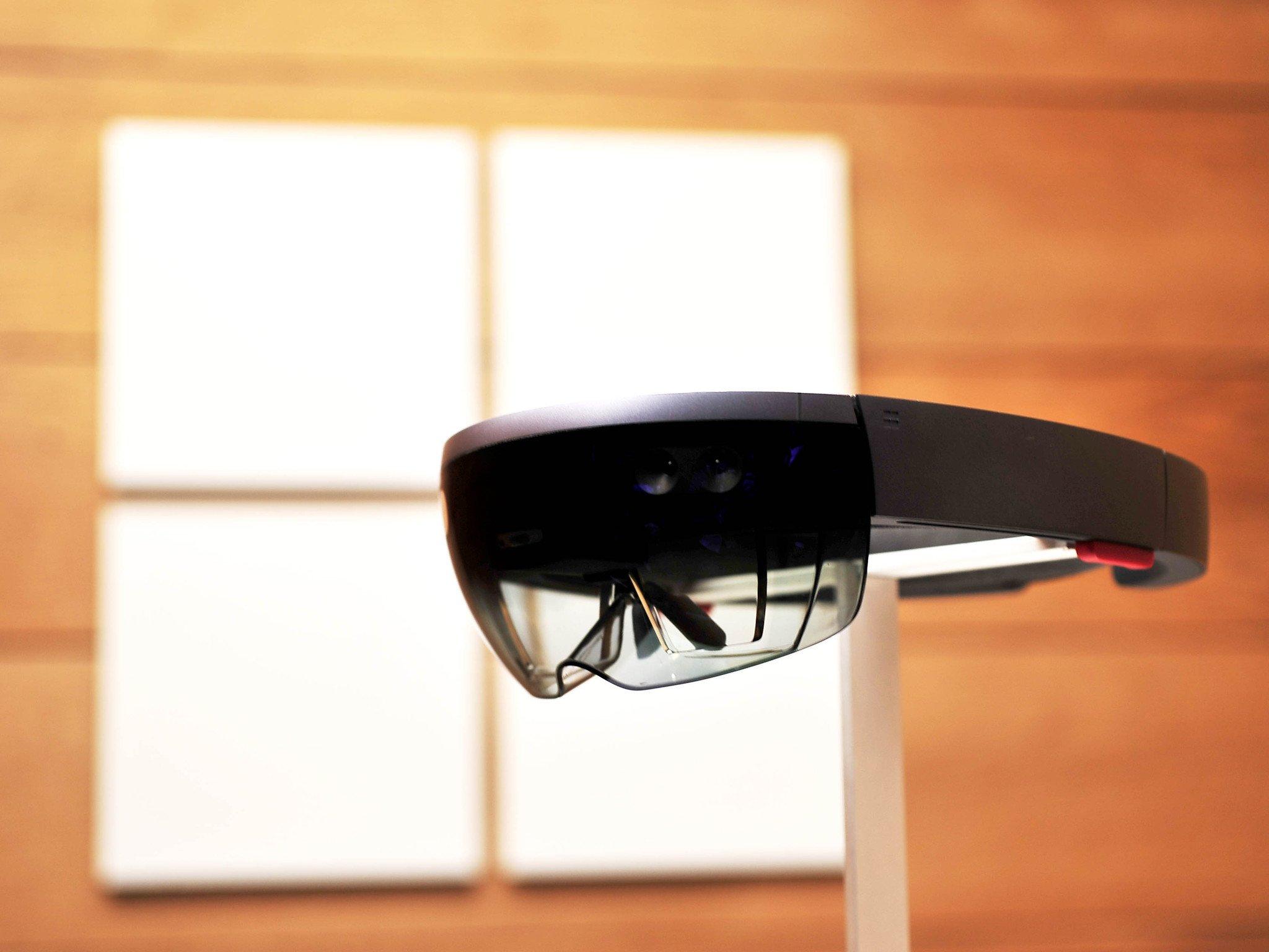 Microsoft' Ted Talk Hololens