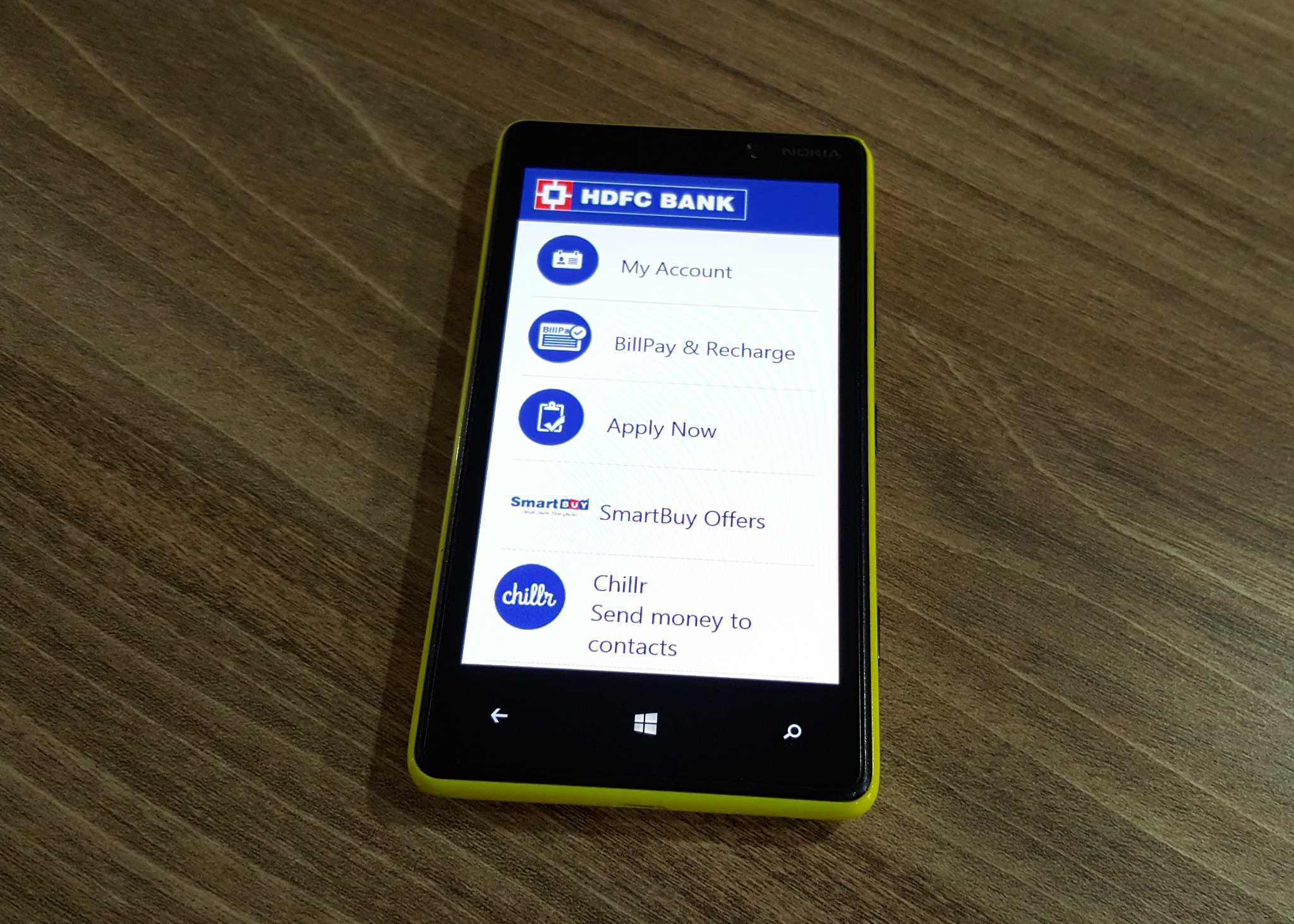 The Latest Hdfc Bank App Update Integrates Chillr And