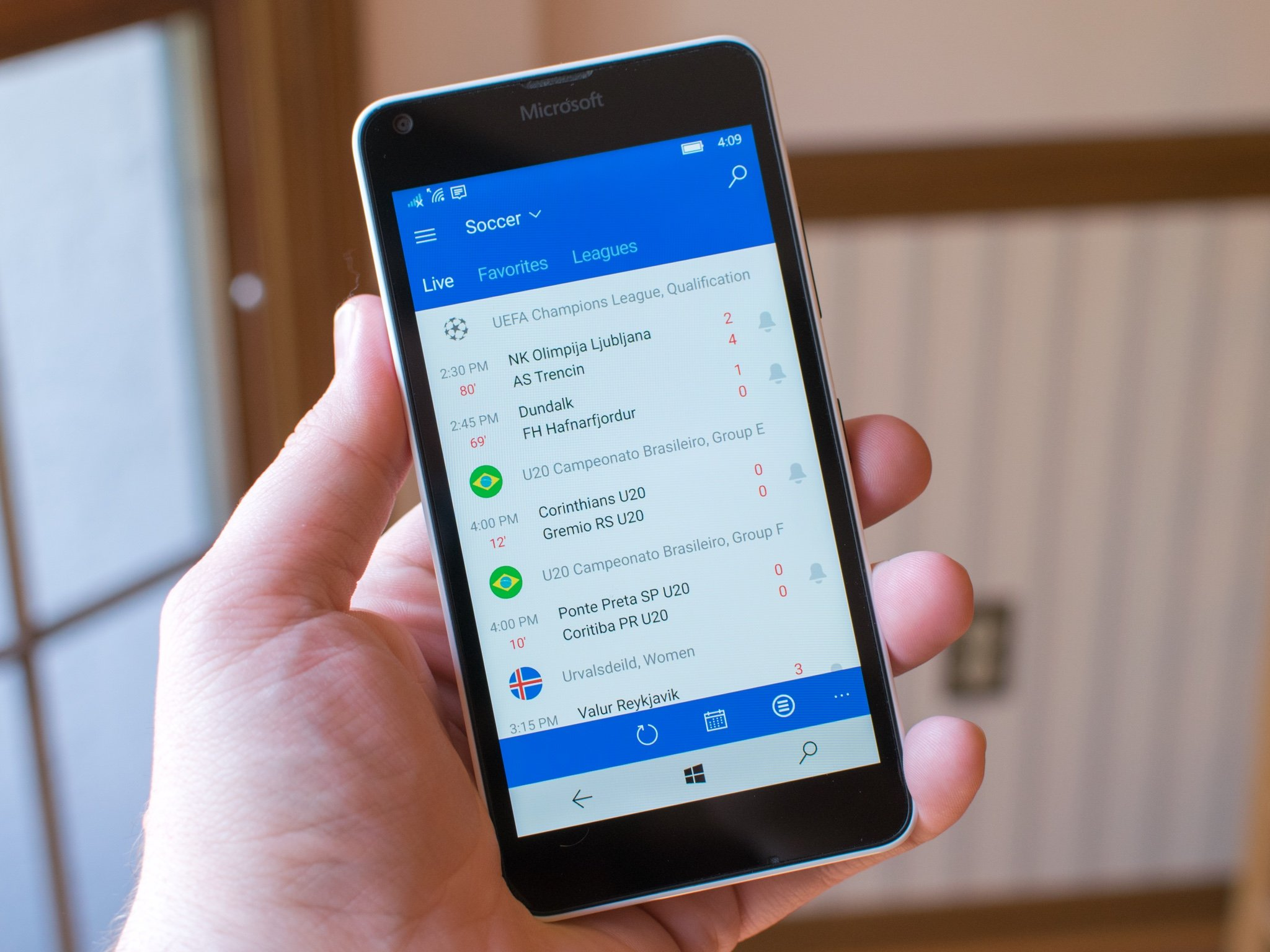 live sofascore chaise sofa sleeper sectional 10 awesome apps that are available on windows