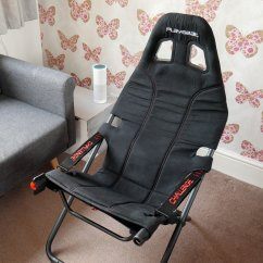 How Much Does A Gaming Chair Cost Gym Singapore Playseat Challenge Review Superb Starter Racing Seat
