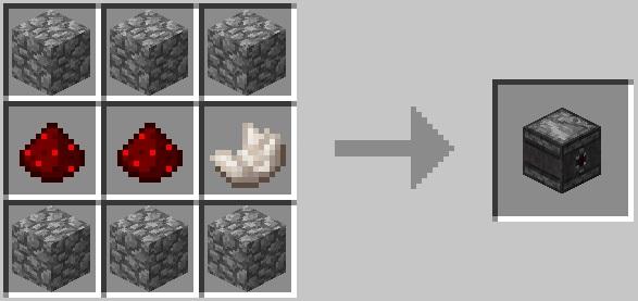 Advanced Crafting Recipes List For Minecraft Windows 10