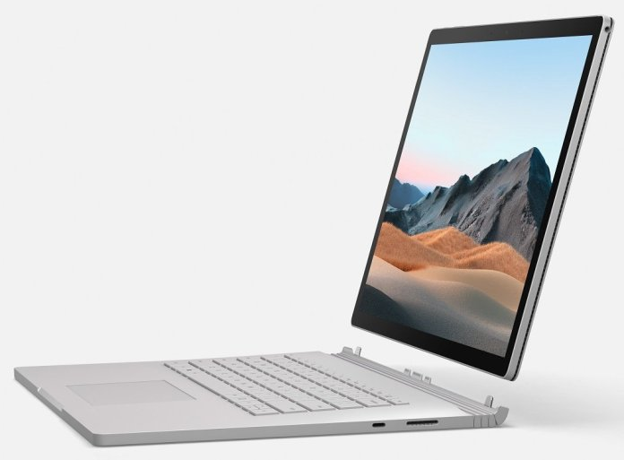 Surface Book3 Reco