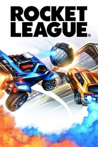 Rocket League Box Art