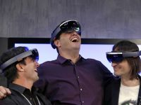 Microsoft's advantage over mixed reality rivals: It has an actual product