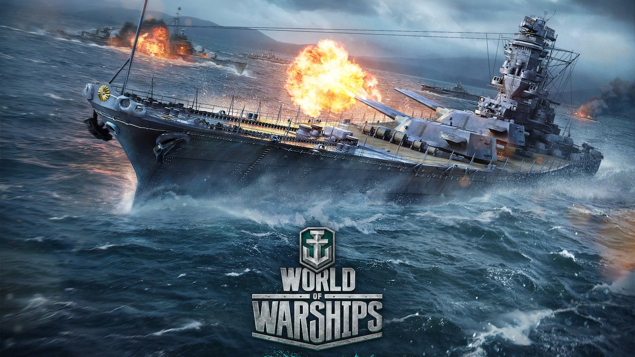 naval mmo world of