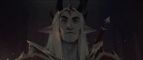 El más allá: Serie animada World of Warcraft