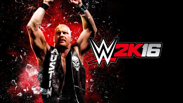 WWE 2K16 Save File Download