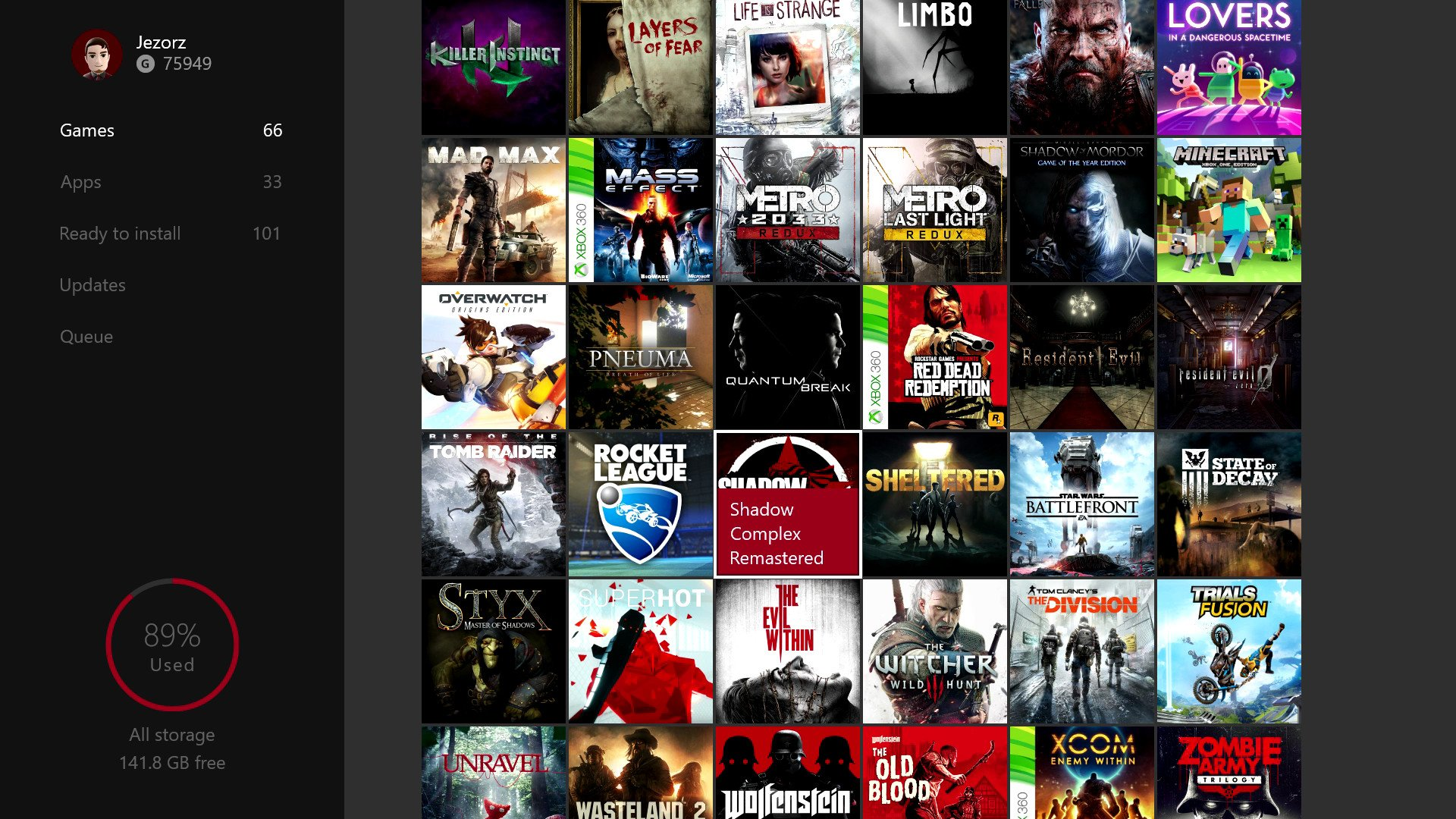 How To Use The New Games Apps Section On The Xbox One
