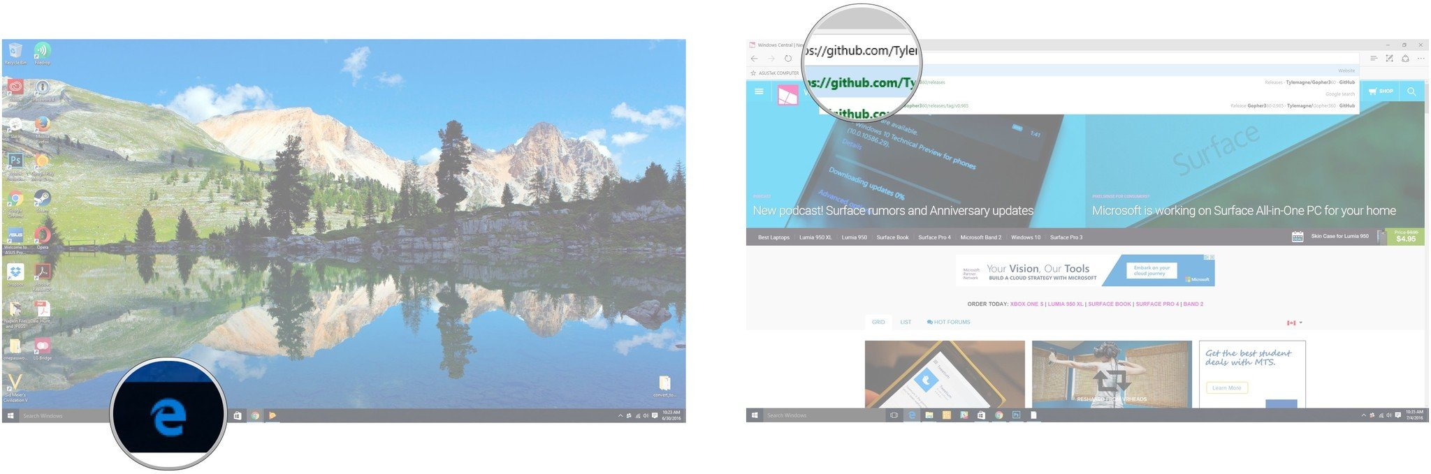 medium resolution of launch your web browser navigate to the gopher360 webpage