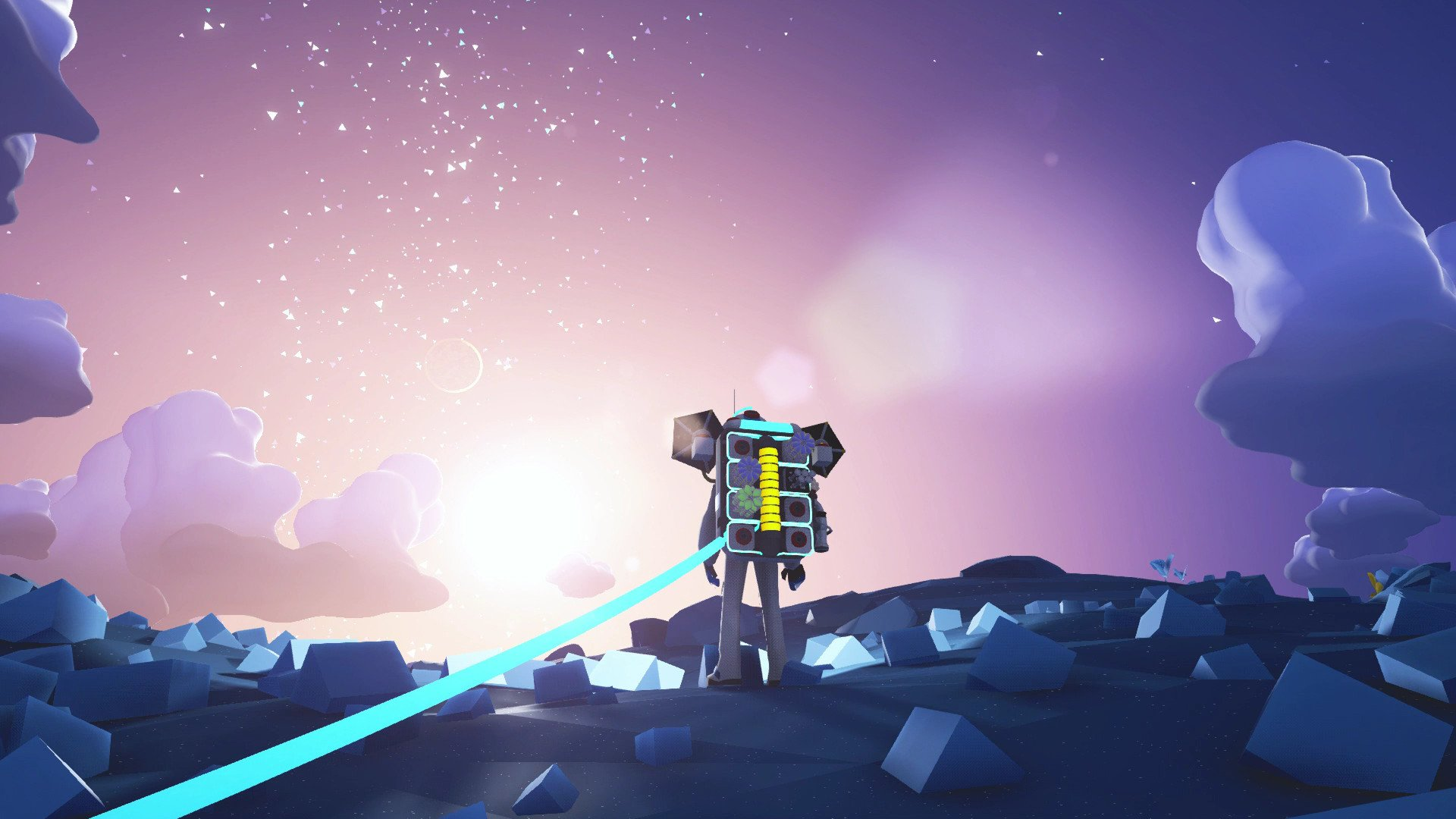 Astroneer Becoming Matt Damon On Xbox One And Windows 10