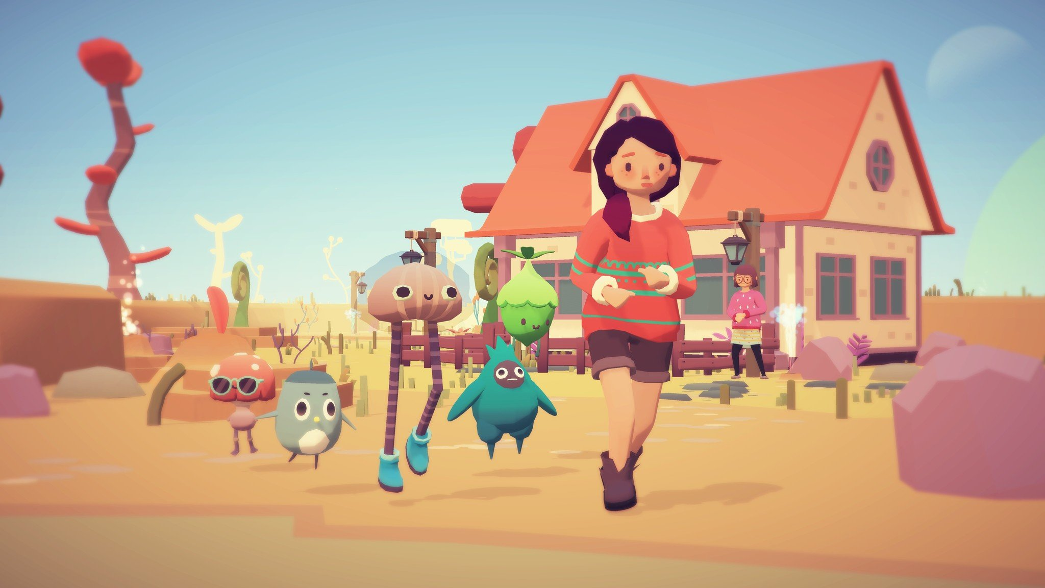 Fall Wallpaper Animal Crossing New Leaf Pok 233 Mon Meets Animal Crossing In Ooblets For Xbox One