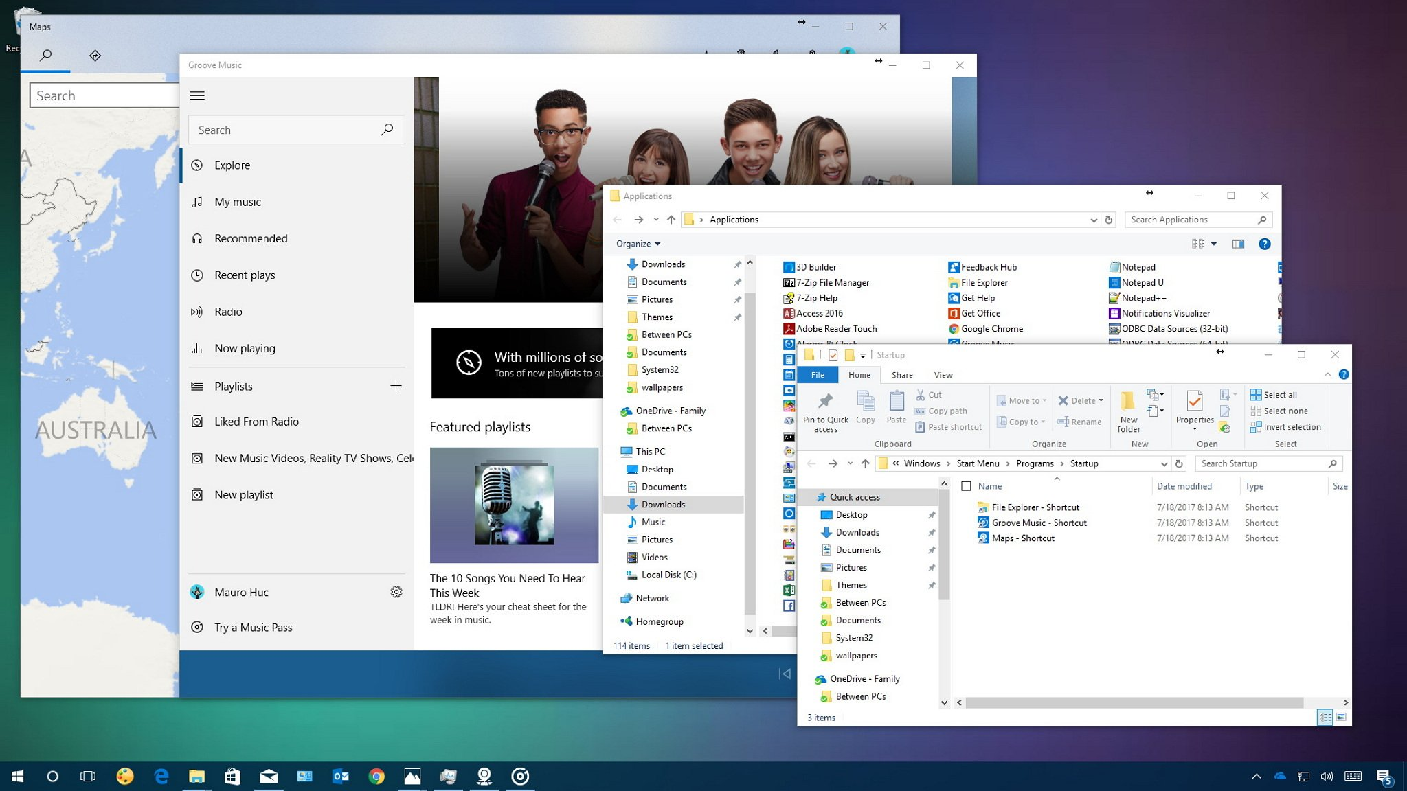How to launch apps automatically during startup on Windows 10 ...