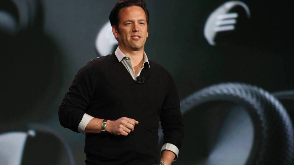 Image result for phil spencer xbox
