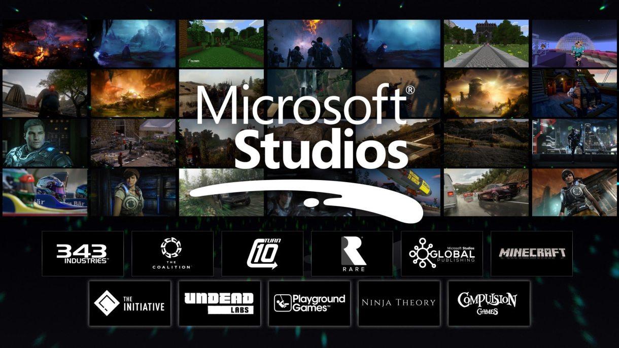 Image result for microsoft new studios