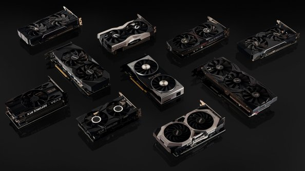 NVIDIA unveils GeForce RTX 2060, coming January 15 for $350