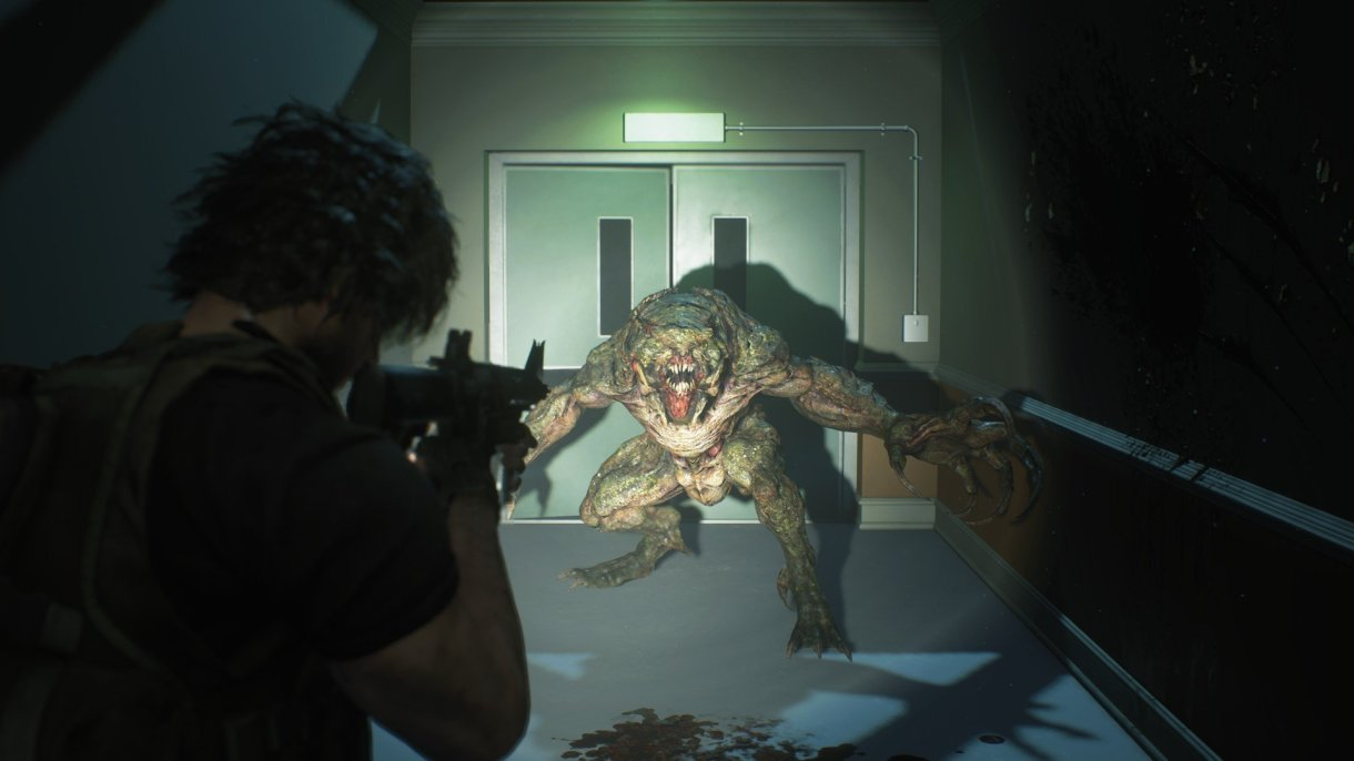 Resident Evil 3 ريميك