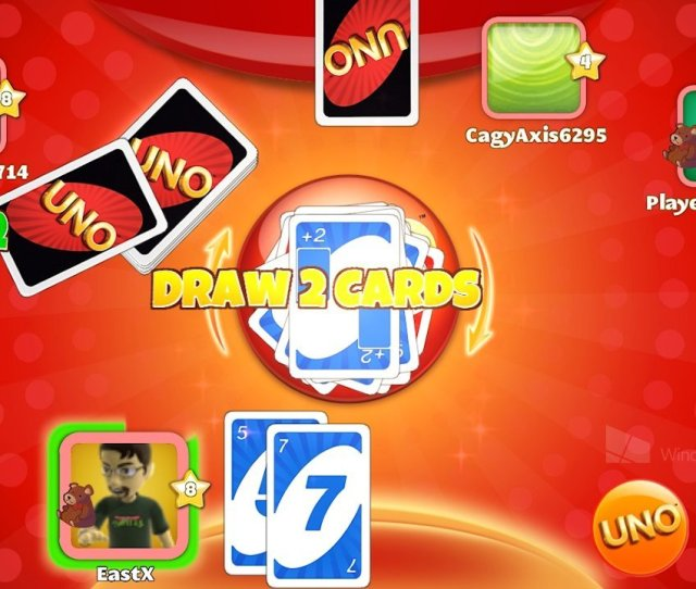 Uno Friends For Windows Phone 8