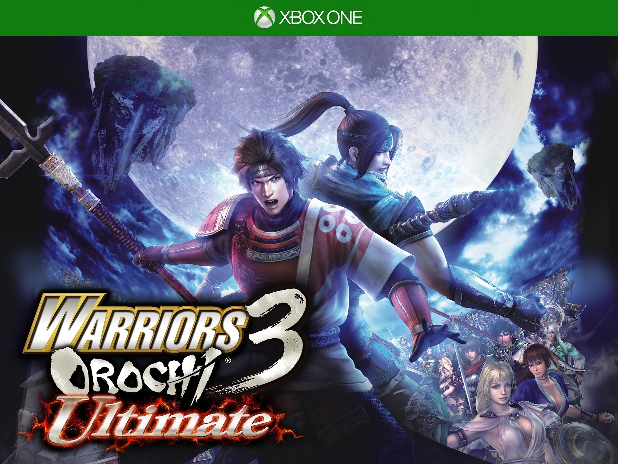 Warriors Orochi 3 Ultimate A Time Traveling Hack And