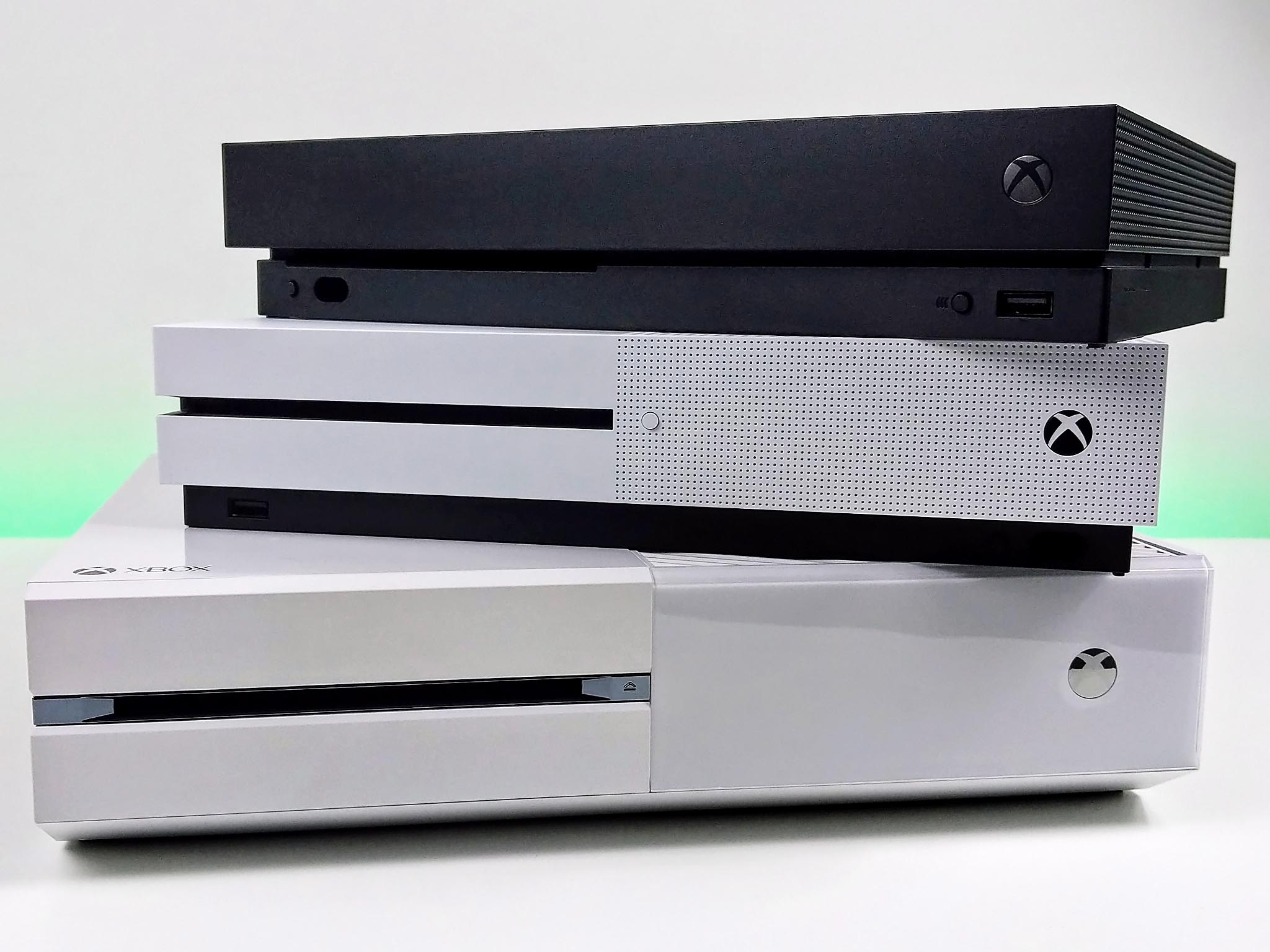 medium resolution of microsoft has sold three revisions of the xbox one over its four years on the market each major revision of the console has delivered various visual