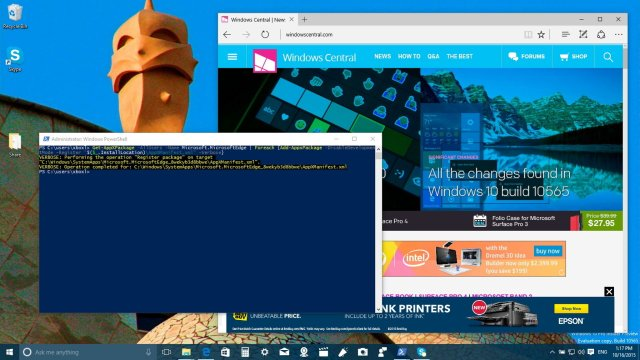 How to reset Microsoft Edge in Windows 12 when things are broken