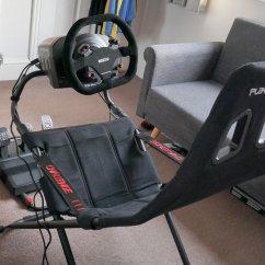 Racing Simulator Chair Plans Custom Outdoor Cushions Covers Diy Playseat Do It Your Self
