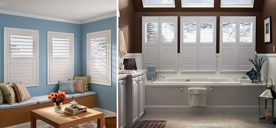 Wood Shutters I Plantation Shutters I Graber Windows