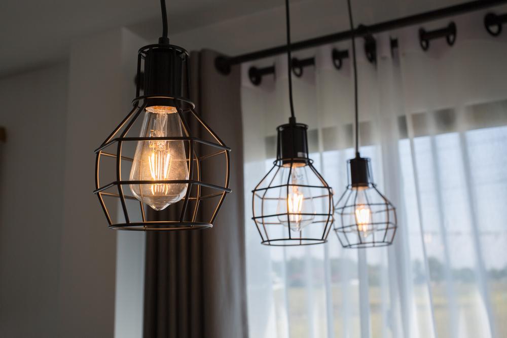 lighting windows floors decor