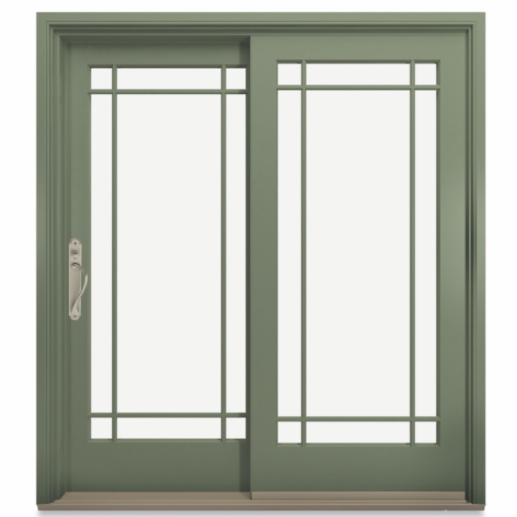 french doors and hinged patio doors