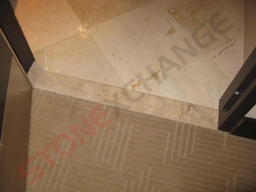 tile to carpet transitions and thresholds