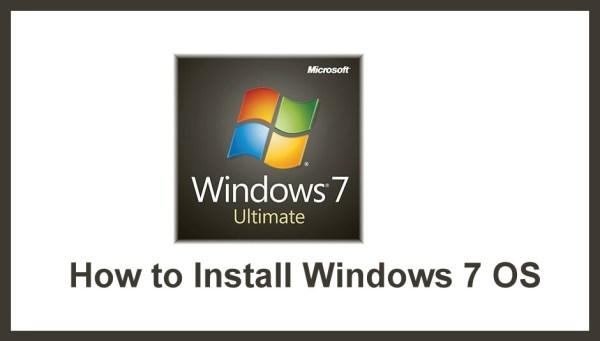 How to Install Windows 7 | Windows 7 | Windows OS | Operating System | Windows Installation