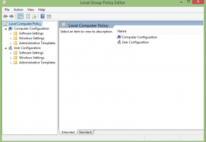 How to open local group policy editor windows 10 1
