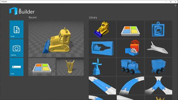 Microsoft's 3d Builder app brings new features in latest update for Windows 10