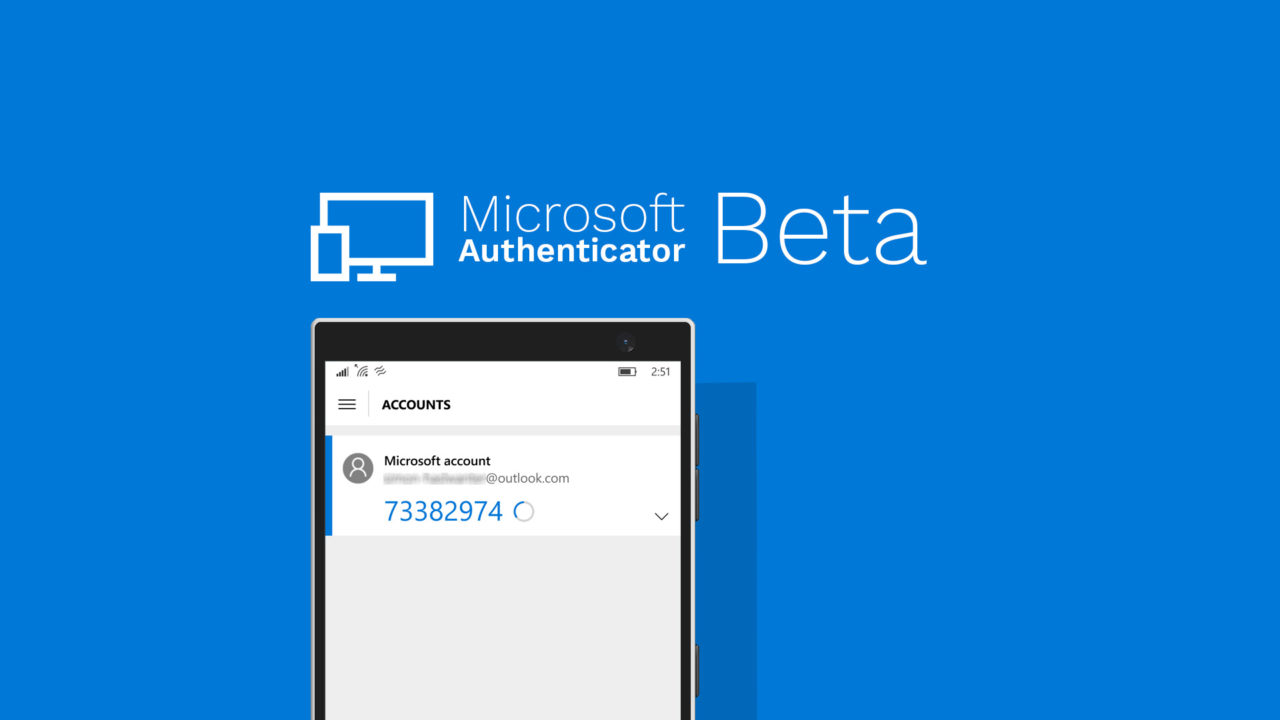 Image result for Microsoft Authenticator