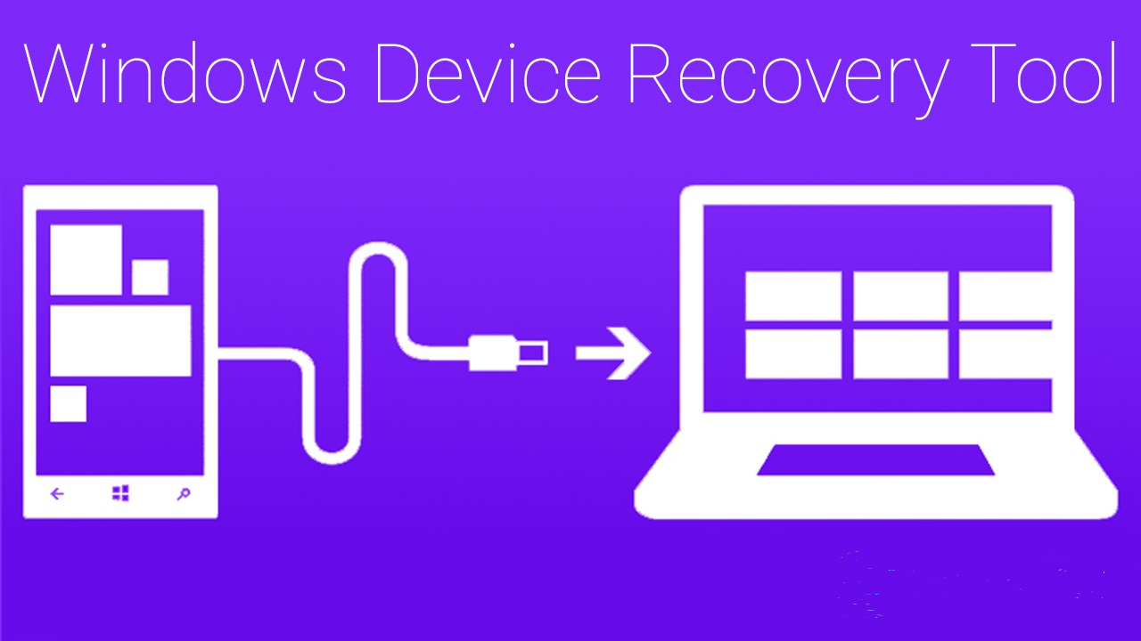 Windows device recovery tool updated with hp elite x3 support for Window recovery