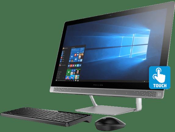HP Pavilion All-in-One Desktop 27-a040se